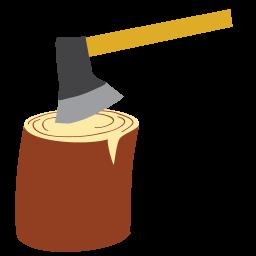 Axe wood axe