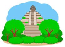 Aztec clipart. Free clip art pictures