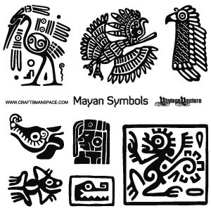 Aztec clipart animals.  best jewellery images
