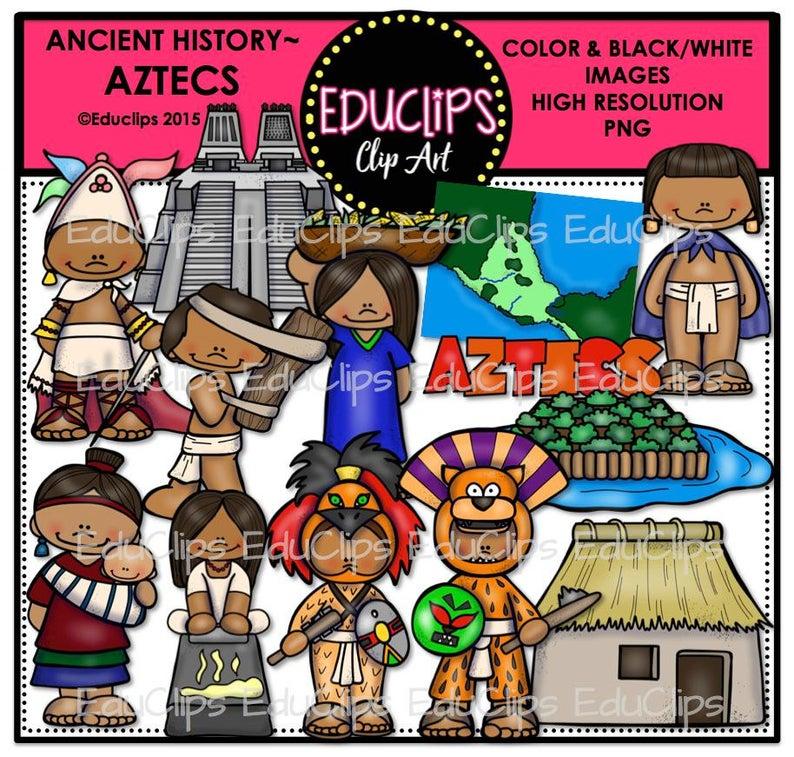 Ancient history aztecs clip. Aztec clipart aztec man