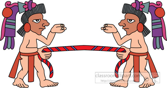 Search results for clip. Aztec clipart aztec man