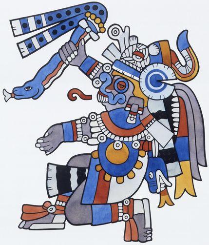 Aztec clipart aztec religion.  best images on
