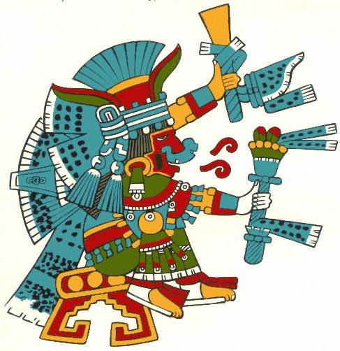 Aztec clipart aztec religion. Supernatural powers and deities
