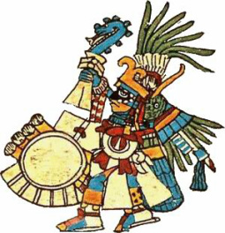 Aztec clipart aztec religion. And education the empire