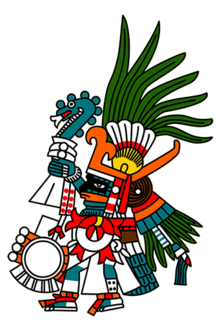 Huitzilopochtli wikipedia. Aztec clipart aztec religion