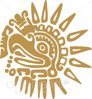 Aztec aztec symbol