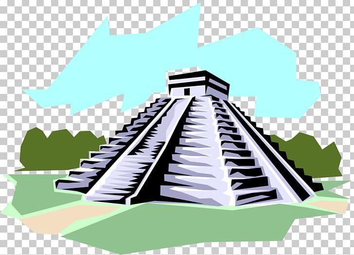 El castillo png angle. Aztec clipart aztec temple