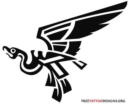 Aztec clipart bird. Warrior download