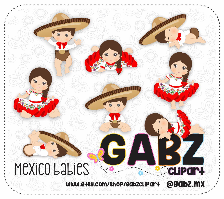 Aztec clipart cartoon. Mexico babies mexican folklore