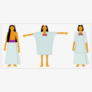 Clothing png download for. Aztec clipart clothes