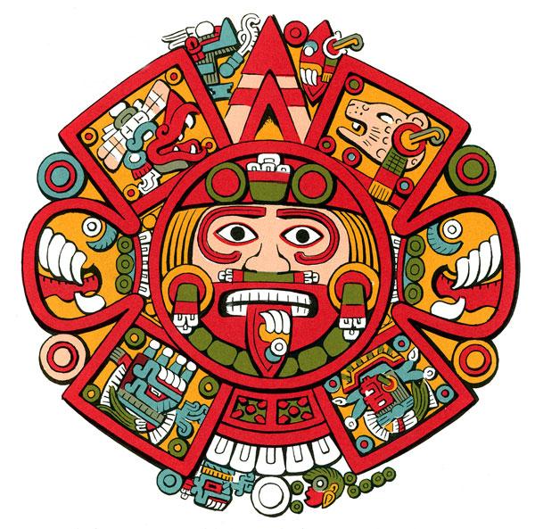 Mexicolore pic the centre. Aztec clipart clothes