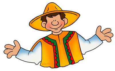 Aztec clipart clothes. Free mexican clothing clip