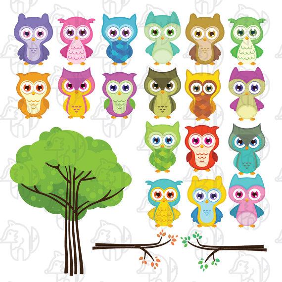 Friends clip art cute. Aztec clipart owl