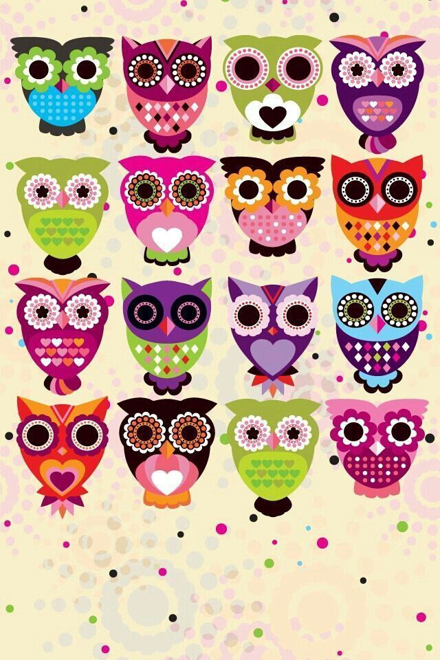 Owls backgrounds group wallpapers. Aztec clipart owl