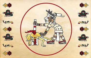 Aztec clipart ritual. Chocolate class page