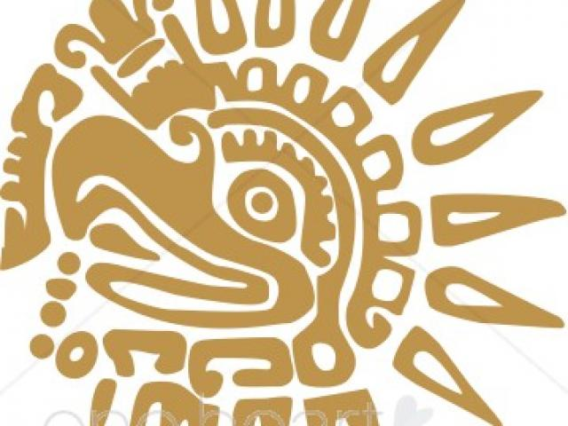 Free on dumielauxepices net. Aztec clipart simple