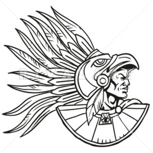 Drawing at getdrawings com. Aztec clipart simple