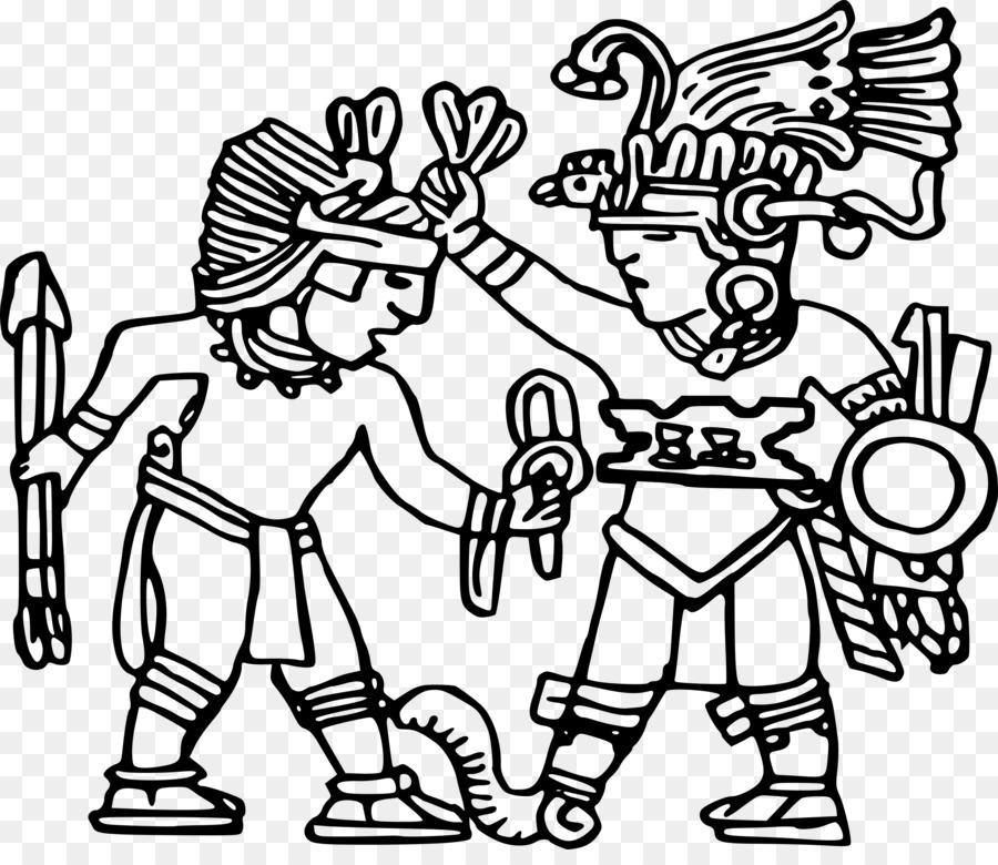 American civil war history. Aztec clipart transparent