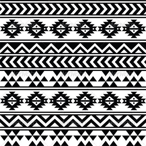 best pattern images. Aztec clipart tribal print