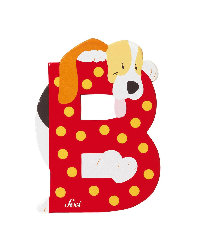 Sevi letters huggle. B clipart animal alphabet letter