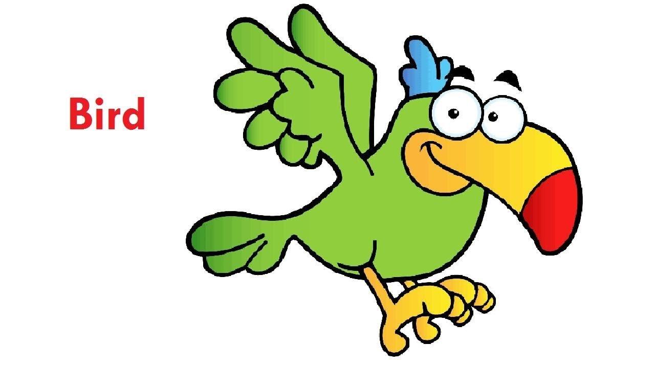 Learning the for kids. B clipart animal alphabet letter
