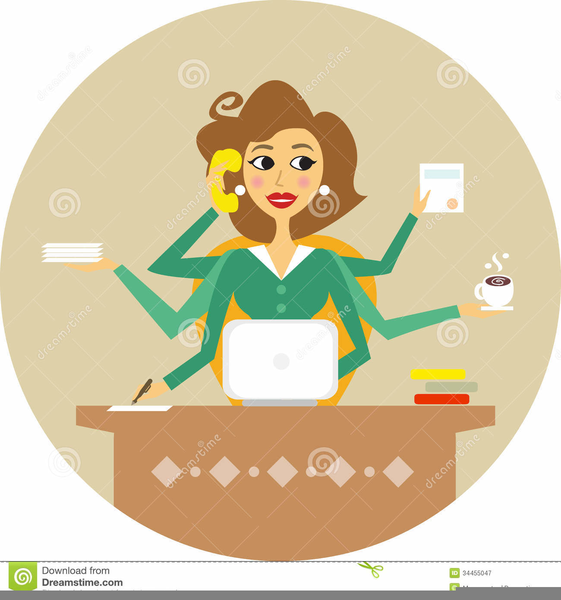 Free secretary images at. B clipart animated