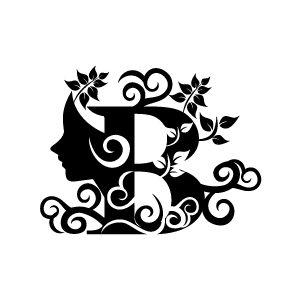 B clipart bold.  best letter images