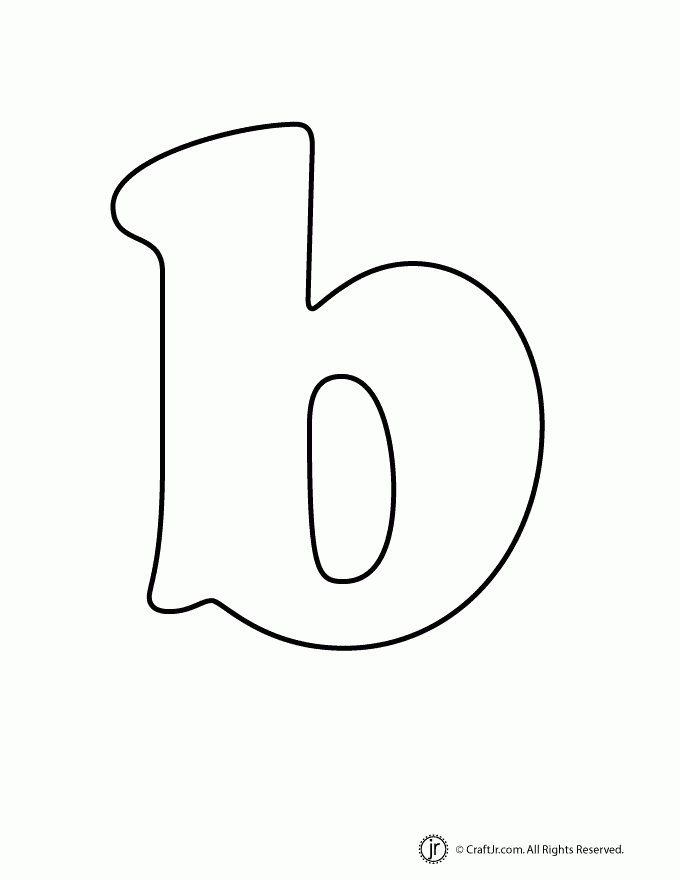 B clipart bubble letter. Letters lowercase with regard