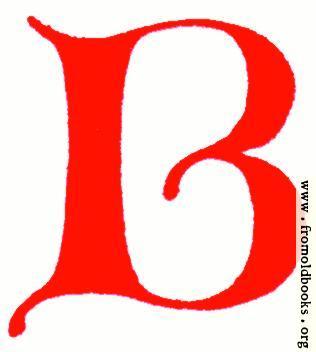 Clip art calligraphic decorative. B clipart capital letter