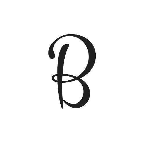 B clipart cursive. Printable design letters alphabet