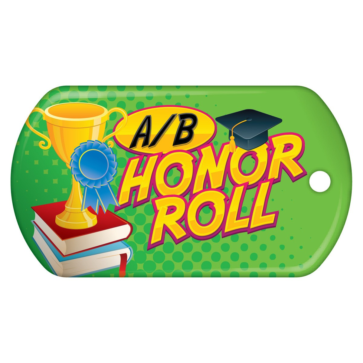 A brag tags customizable. B clipart honor roll