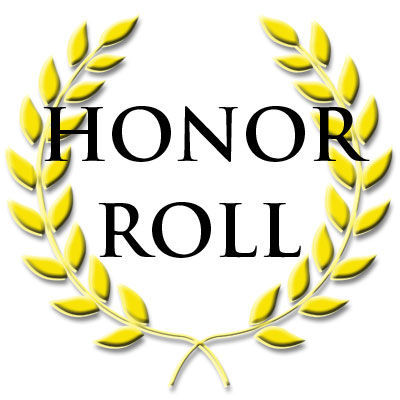 East junior high for. B clipart honor roll
