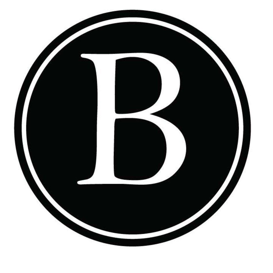 Letter clip art n. B clipart monogram