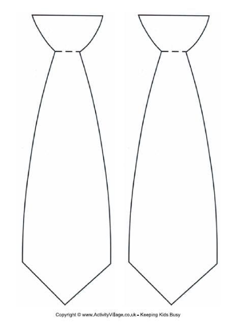 Tie adrian pinterest felt. B clipart template