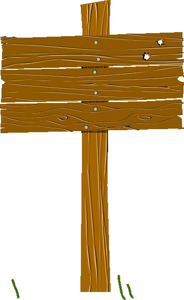 B clipart wood. Sign clip art at