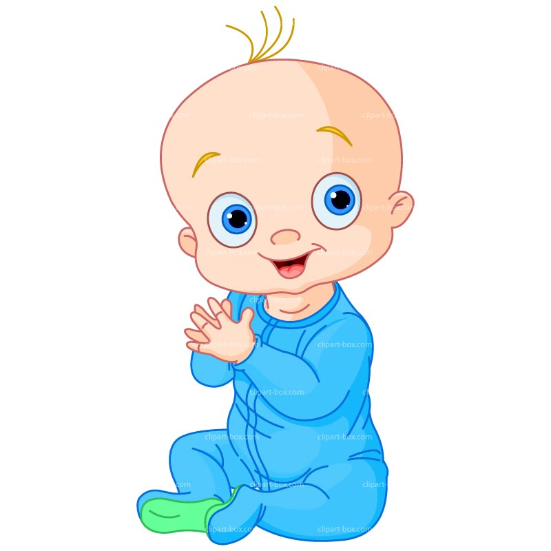 Clip art free download. Young clipart cute baby