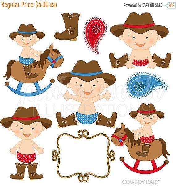 Babies clipart cowboy. Sale baby boy cute