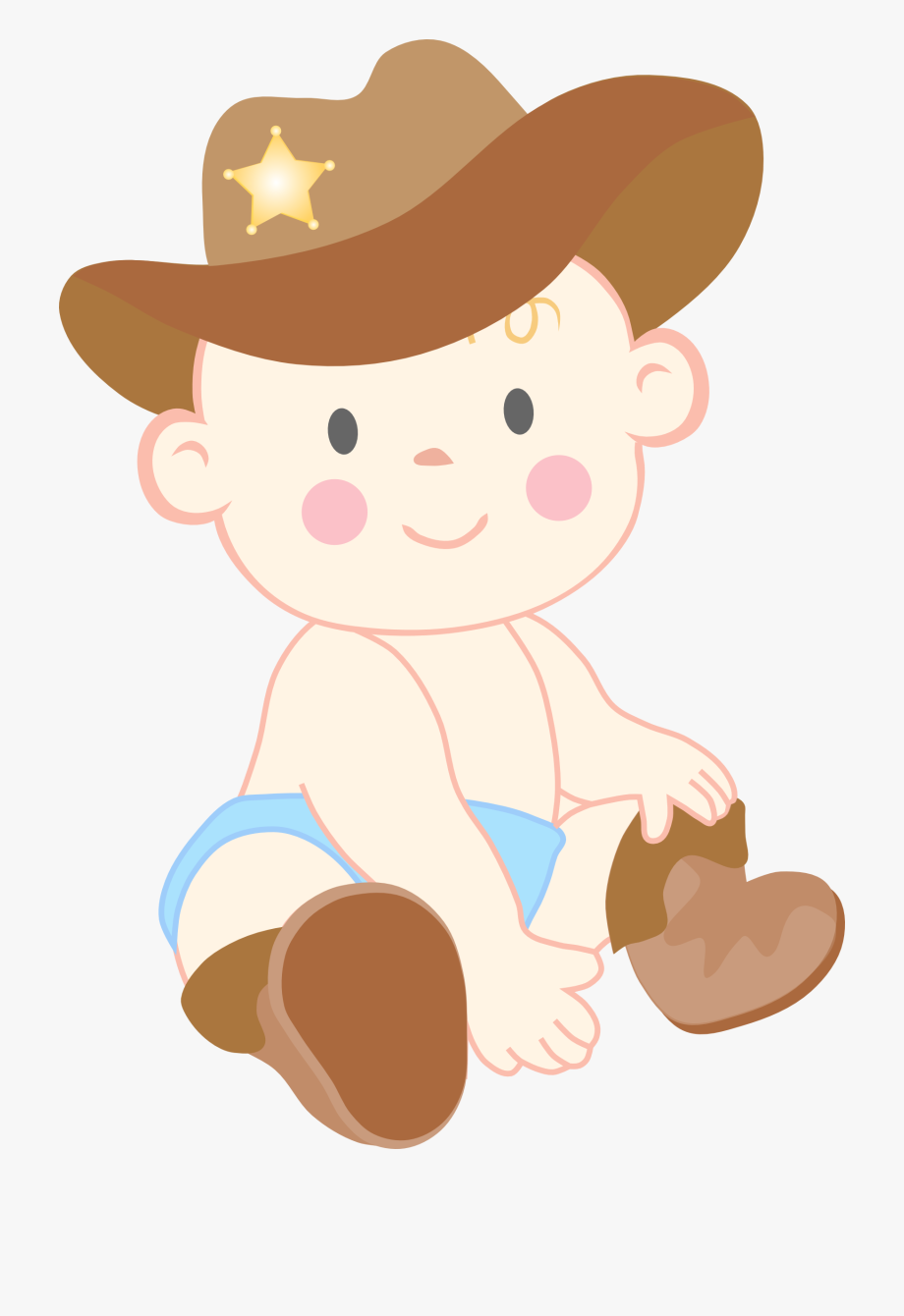Cowboy boots . Cowgirl clipart baby cowgirl