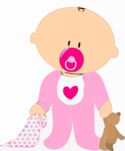 collection of high. Baby clipart cute