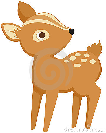 Babies clipart fawn.  collection of cute