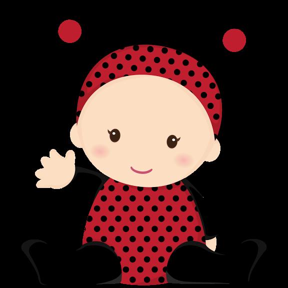 Pin by marina on. Ladybug clipart let's celebrate