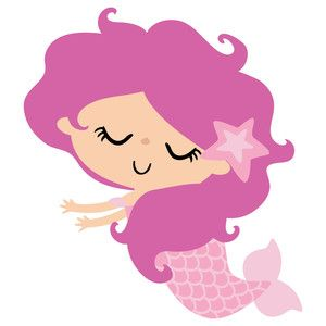 Silhouette at getdrawings com. Baby clipart mermaid