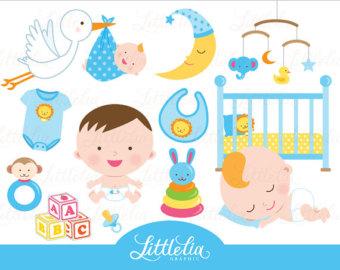 Babies clipart newborn. Baby etsy boy