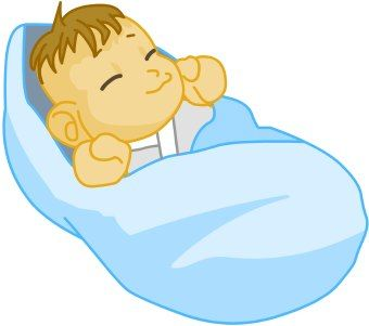 Free new baby cliparts. Babies clipart newborn