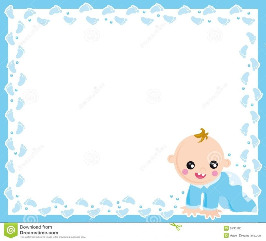 Baby boy pencil and. Babies clipart picture frame