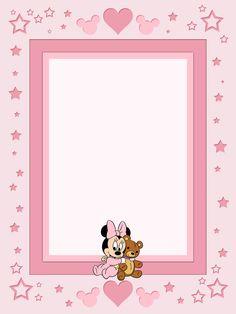 Babies clipart picture frame. Disney clip art clic