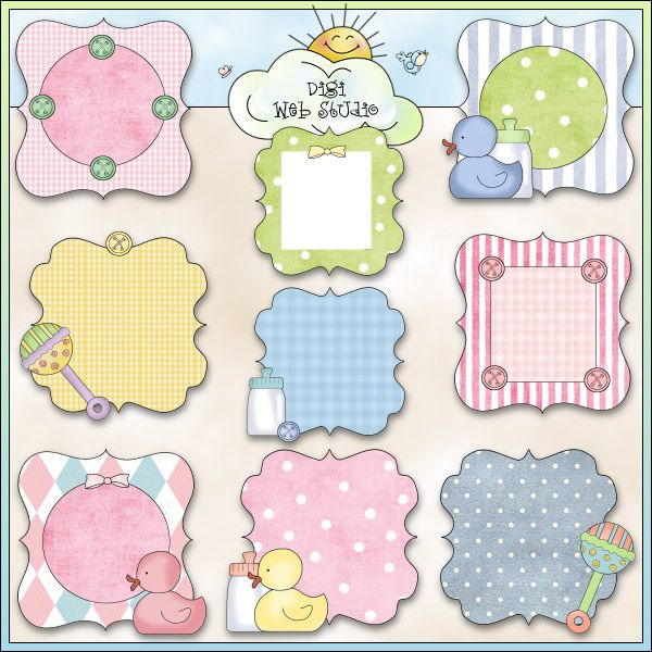 best baby images. Babies clipart picture frame