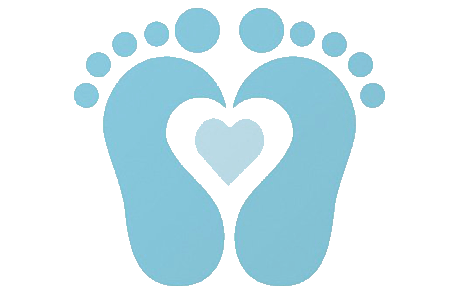 Free footprints download clip. Foot clipart baby boy