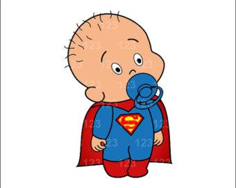 Baby clipart superhero. Panda free images babysupermanclipart