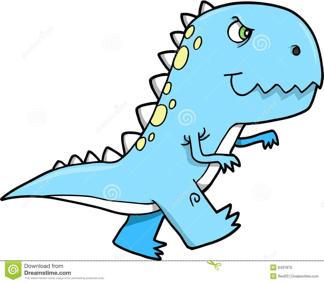 Trex cartoon baby dinosaur. Babies clipart t rex